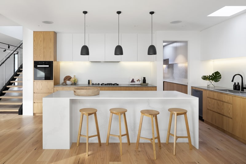 What's in and what's out? Kitchen trends to look out for in 2021!