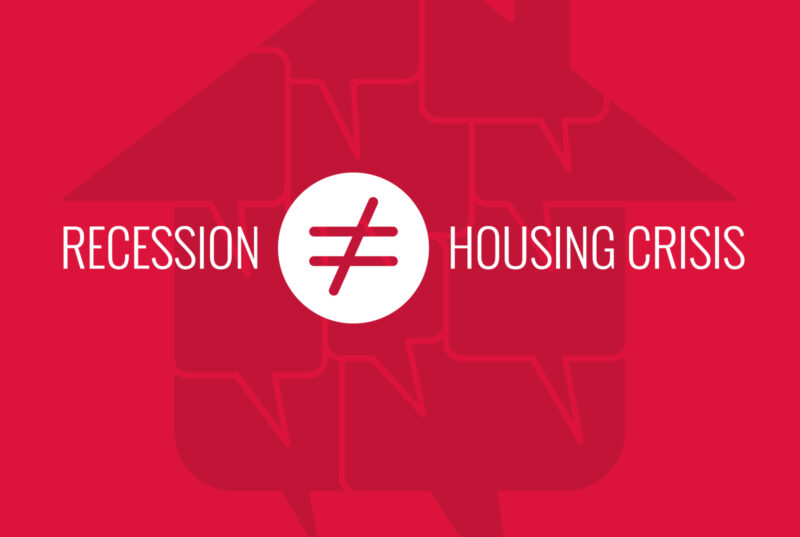COVID-19: How the Current Market is Unlike the 2008 Housing Crisis